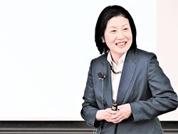 取締役 芳垣玲子